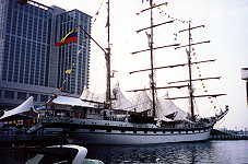 Op Sail 2000, The Tall Ships, Sailing Across the Oceans