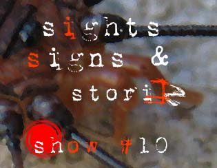 Sights, signs, and stories